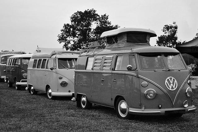Hippie Vans
