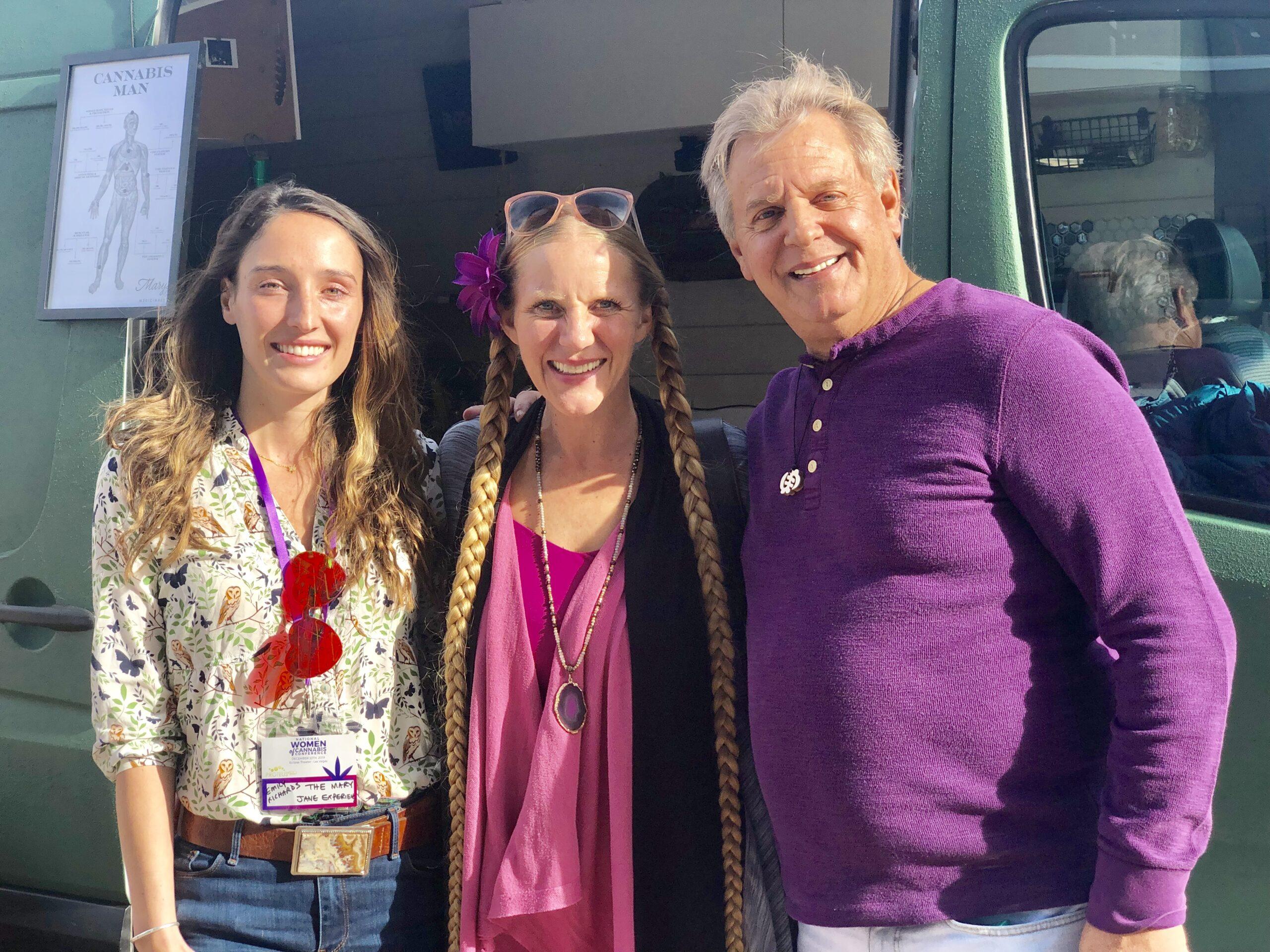 Cannabis Nurse Heather and Ken Sobel