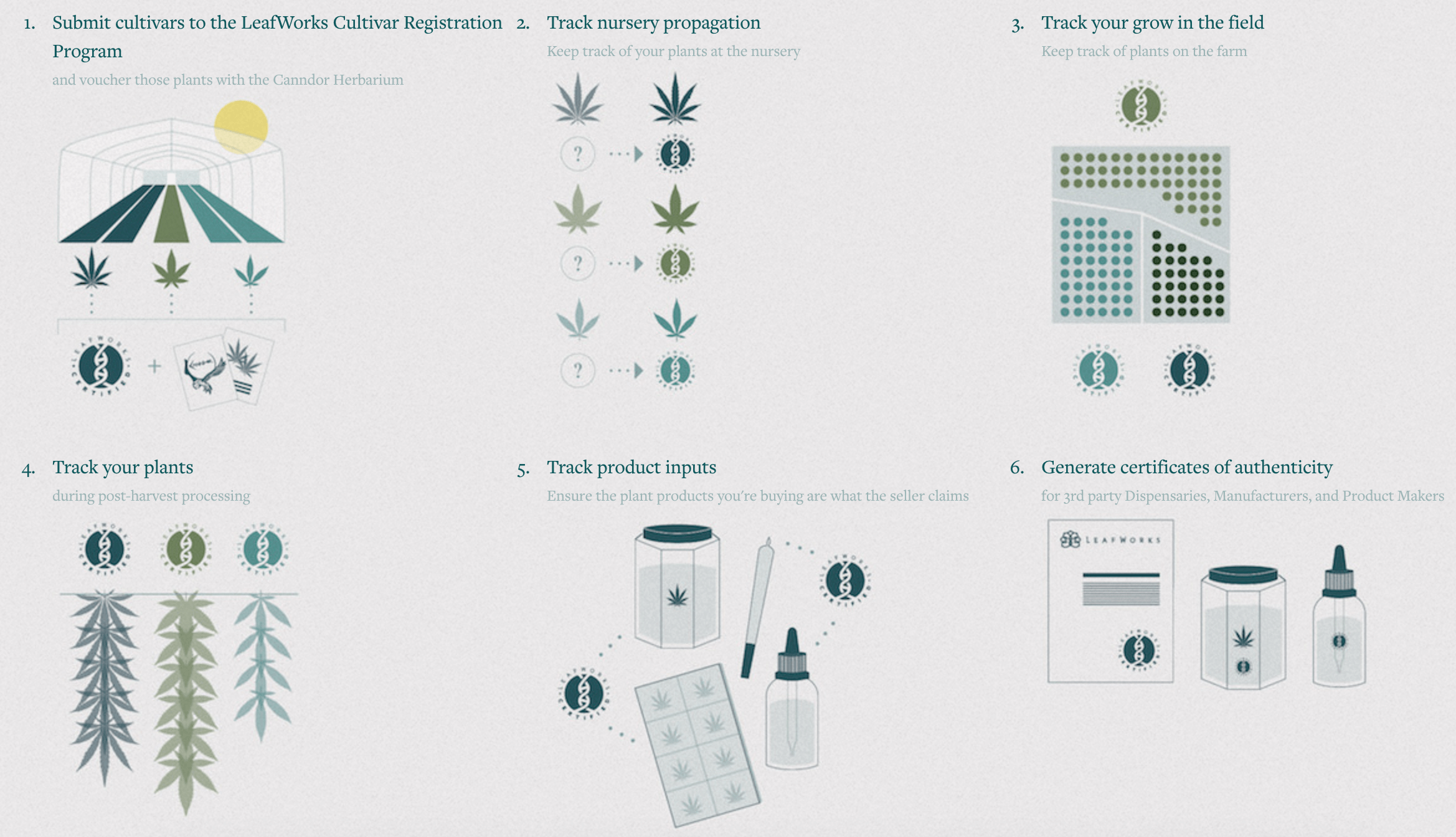 LeafWorks Diagram