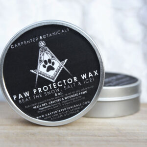 Paw Protector Hemp Skin Care for Pets
