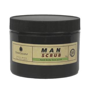 CBD Man Scrub