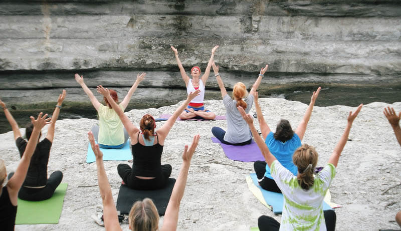 Yoga no solo Asanas