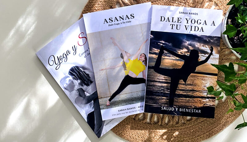 libros de yoga de Dale Yoga A Tu Vida