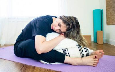 Yoga para obtener un sueño profundo
