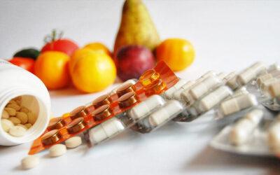 Las ayudas ergogénicas (complementos alimenticios)