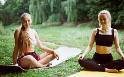 La importancia del yoga en los adolescentes.