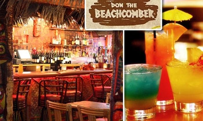 don beachcomber bar