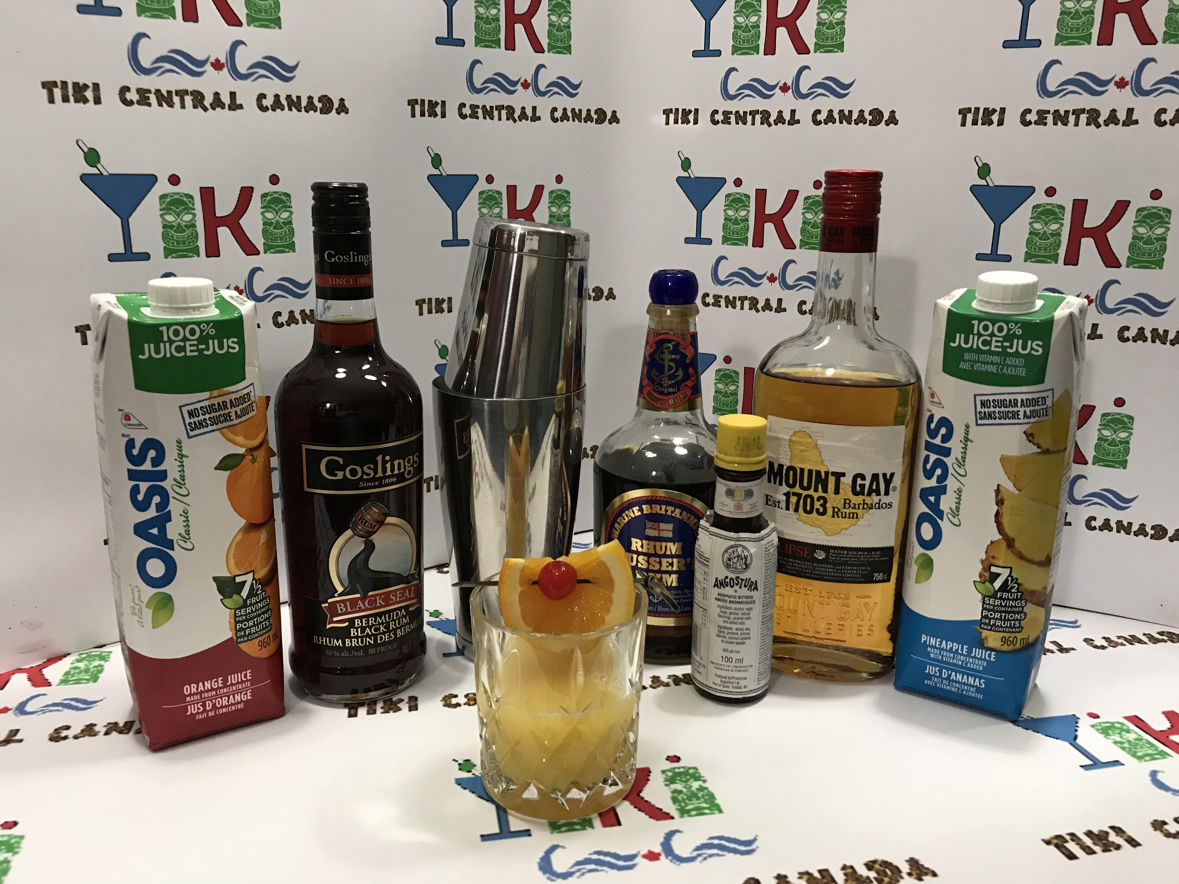 rum swizzle 2