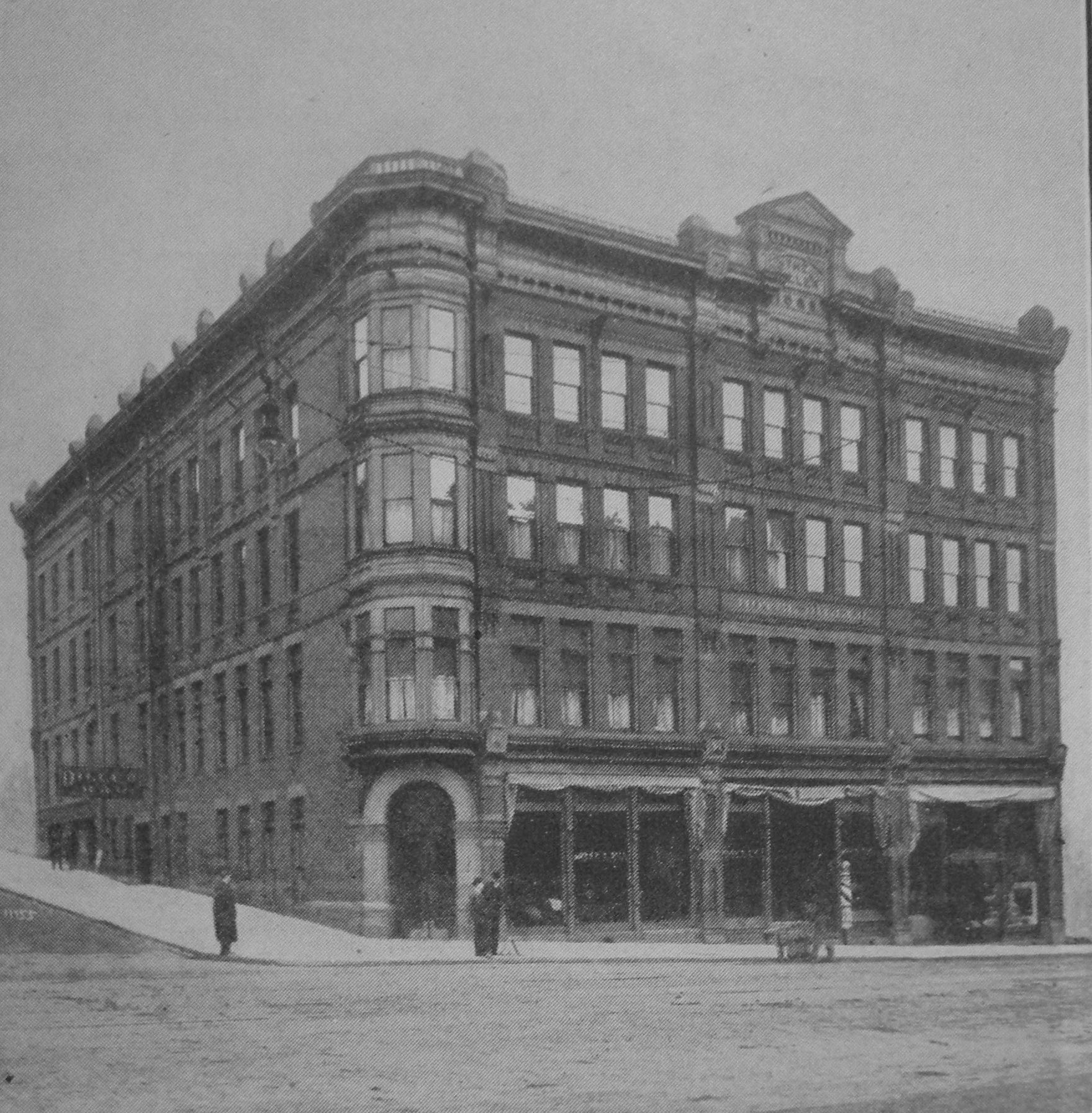 Seattle_-_Hotel_Diller_1909