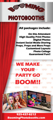 Booming Photobooth Back