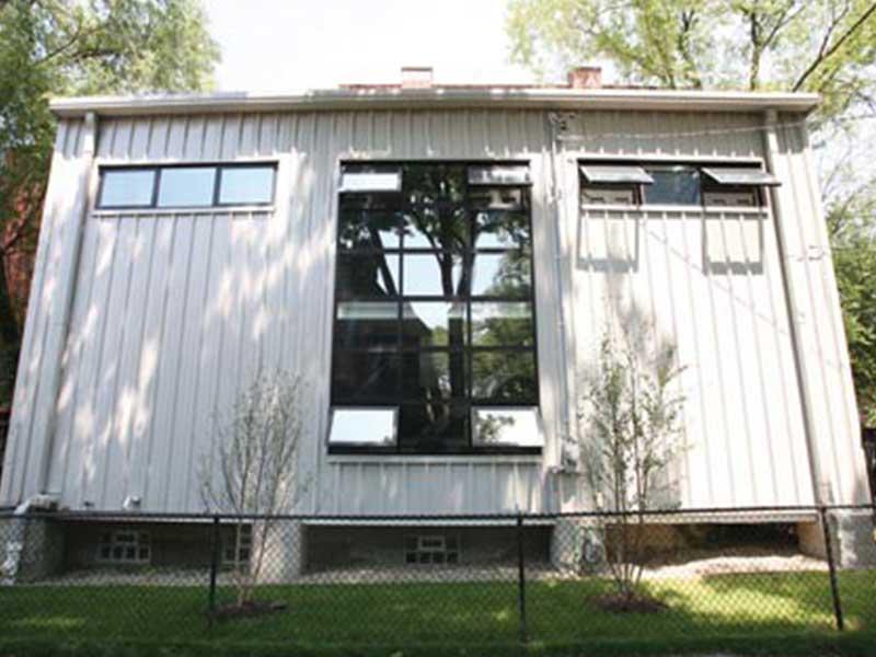 Walz / Google Residence - Harry Levine Architect