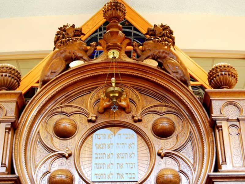 Beth Hamedresh Synagogue
