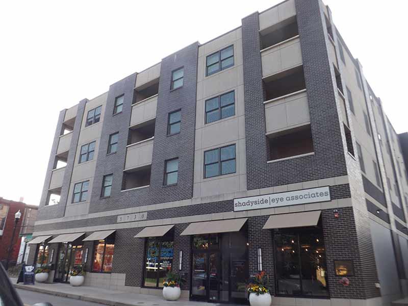 Bovie Place Apartment Building