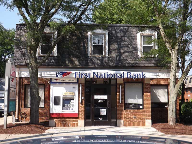 First National Bank, Shadyside