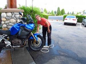 Boise Bike Wash & Me sm