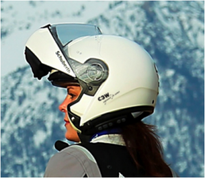 The Schuberth C3W, Fit for Women