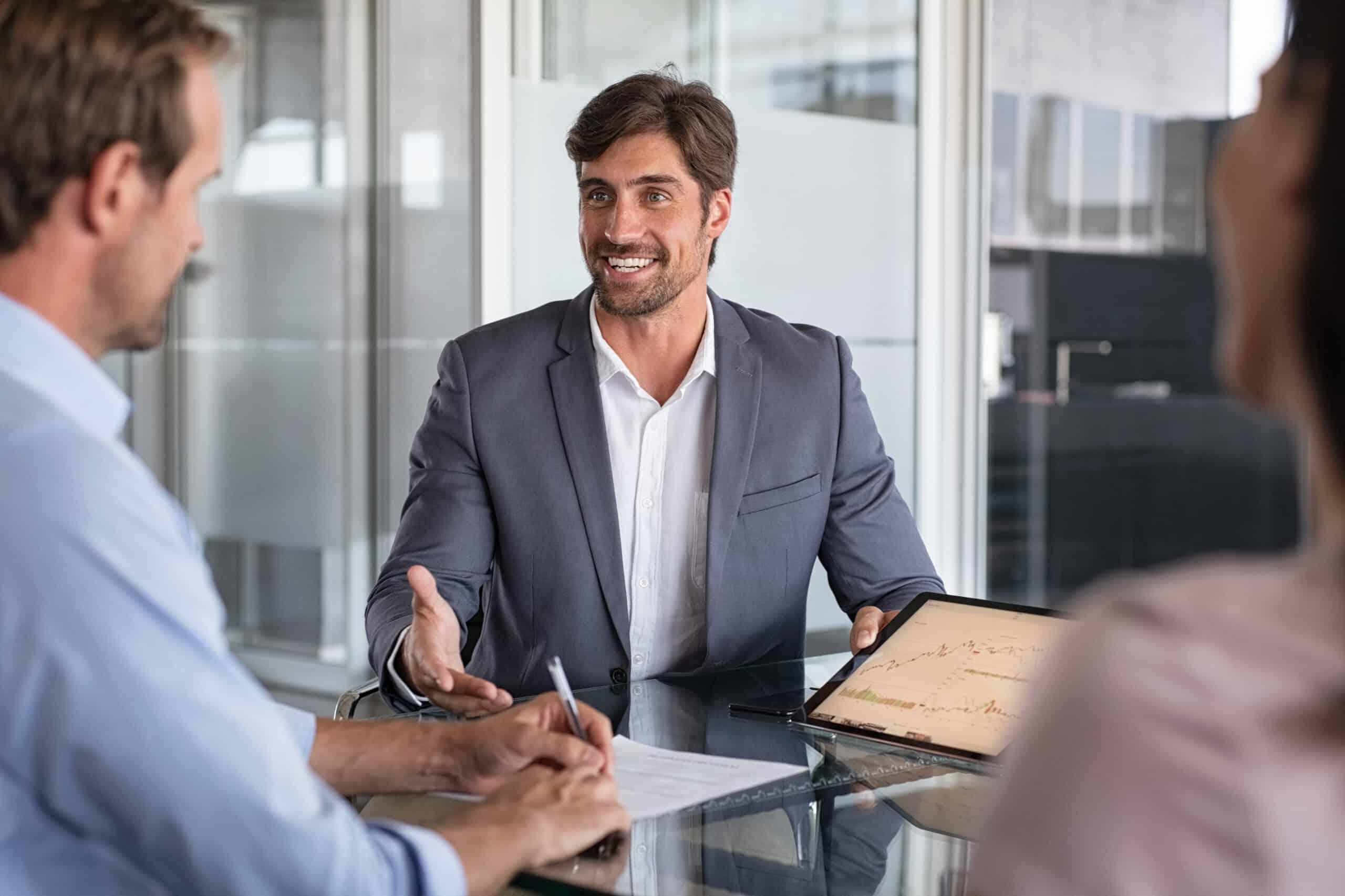E&O Coverage for financial advisors