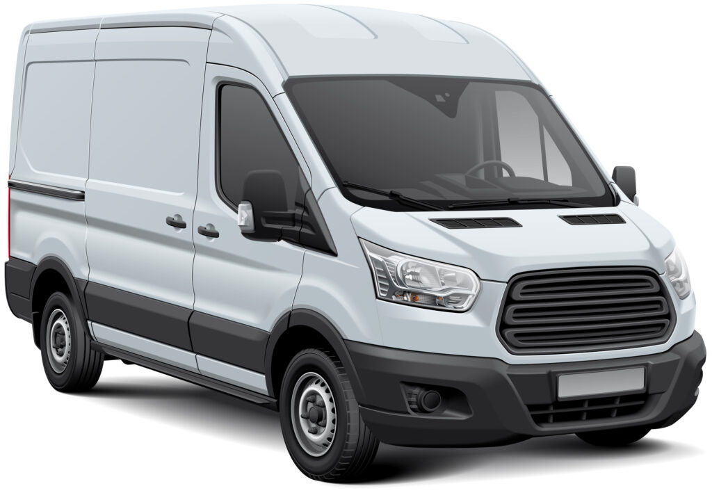 One Way Cargo Van