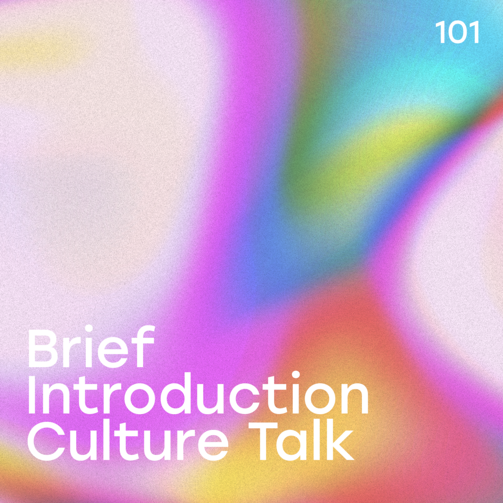A Brief Introduction To Culture Talk