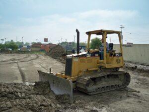 commercial excavating service near ann arbor mi