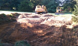 residential excavating services near ypsilanti mi