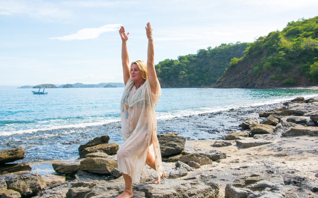 Yoga, SUP, and SUP Yoga in Playa Panama, Guanacaste Costa Rica