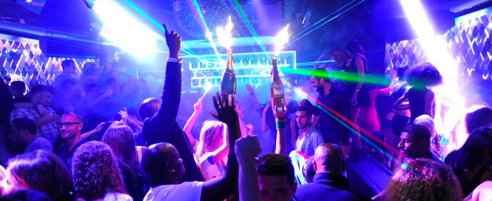 THE SEXIEST DANCE PARTIES IN MIAMI BEACH!