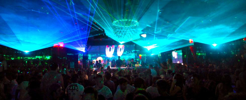 A Top Nightclub in Miami Beach