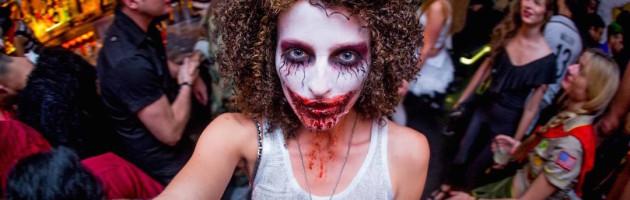 Halloween 2015 in South Beach