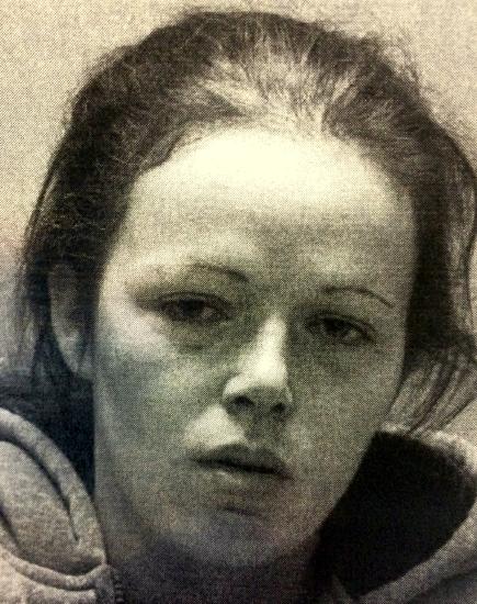 Shanda Norton, 24, booked in burglaries and thefts.