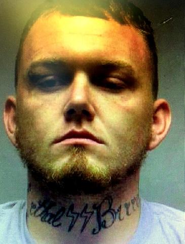Matthew Belk, New Orleans burglary suspect arrestedi n Chalmette  pursuit.