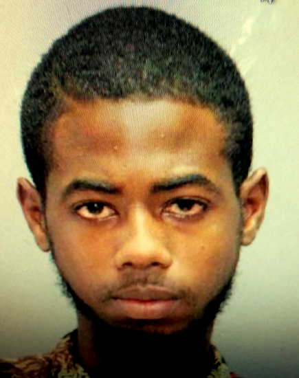 David Jones of Chalmette, booked with simple burglary and illegal carrying of a weapon.