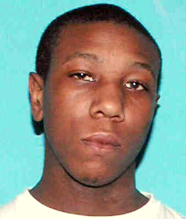 Xavier Porter of Slidell, booked with felony theft, illegal carrying of a handgun and marijuana possession.