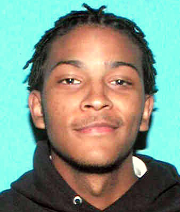 Damian Sparks of Slidell, booked with felony theft, illegal carrying of a handgun and marijuana posession.