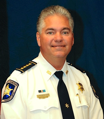 Sheriff James Pohlmann to be sworn-in for second term