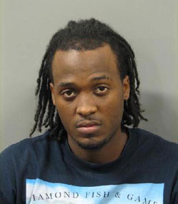 Taza Green, booked with video voyeurism in Chalmette