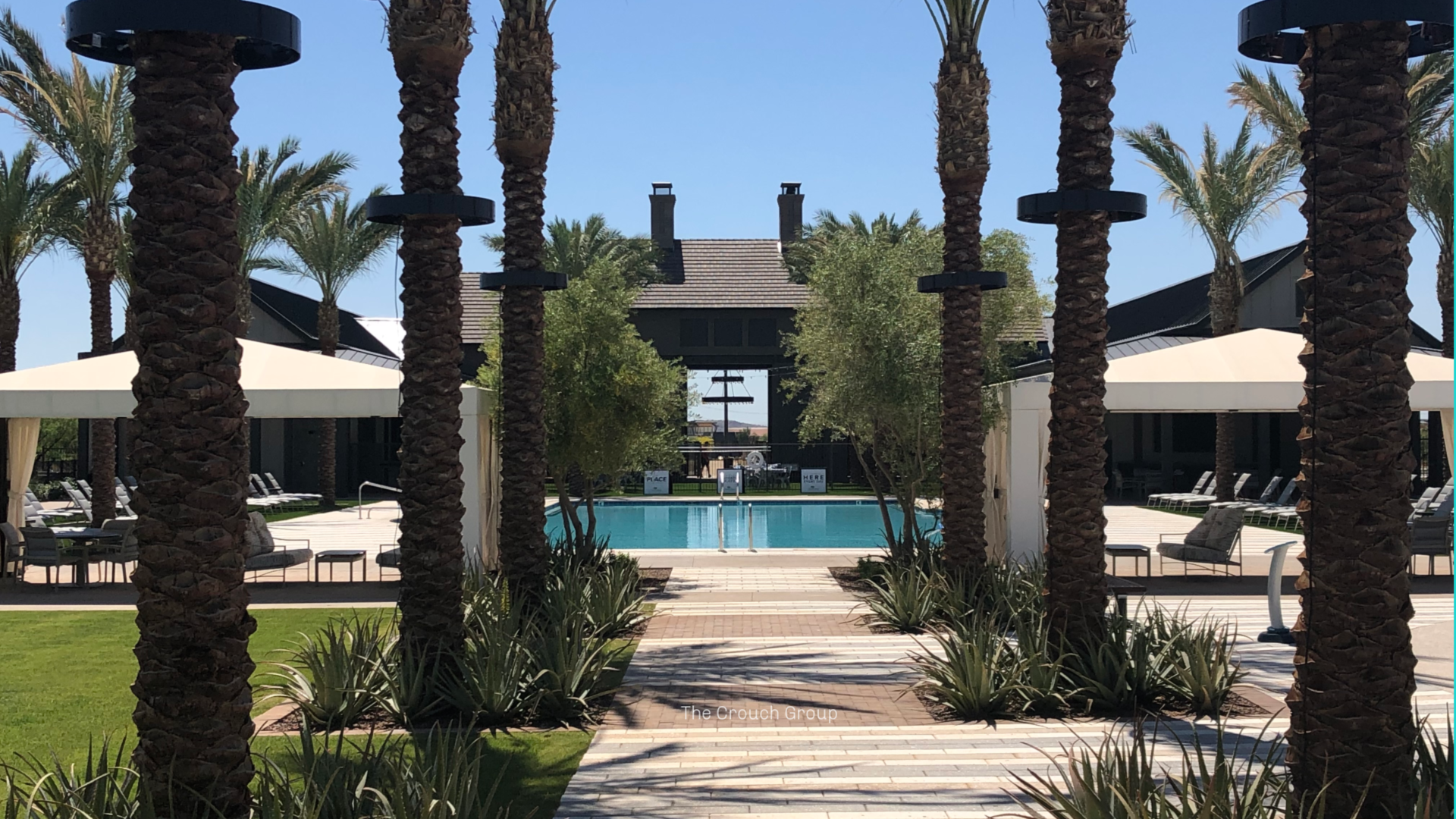Pool view union park homes for sale