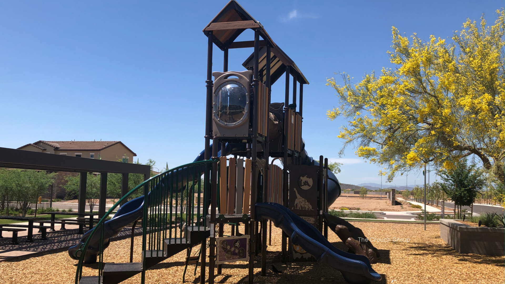 Playground 1 Union Park Norterra homes for sale
