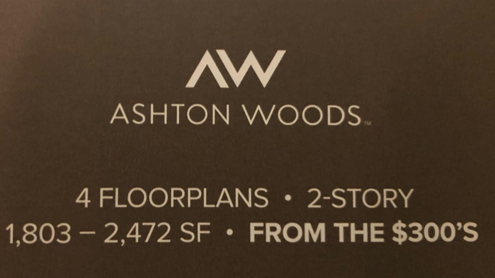Ashton Woods homes for sale at Union Park Norterra
