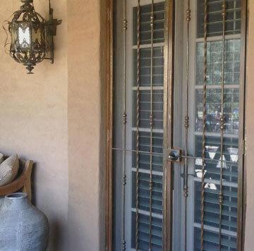 Custom Quality Security Doors