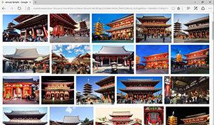Google Images Sensouji Temple