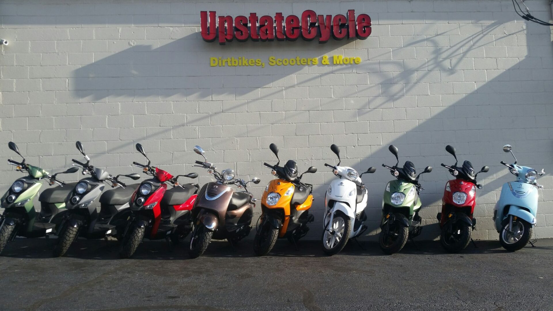 Upstate Cycle
