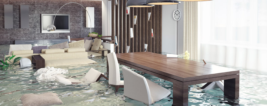 When a flood enters your home contact us about Homeowner's Insurance Claims