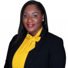 Professional Growth & Development Committee Chair Loune-djenia Askew