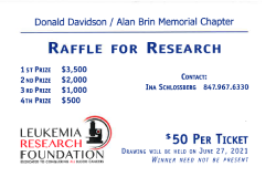 Raffle for Research ticket image
