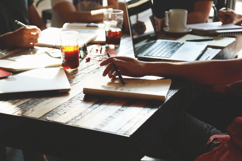 Digital work spaces