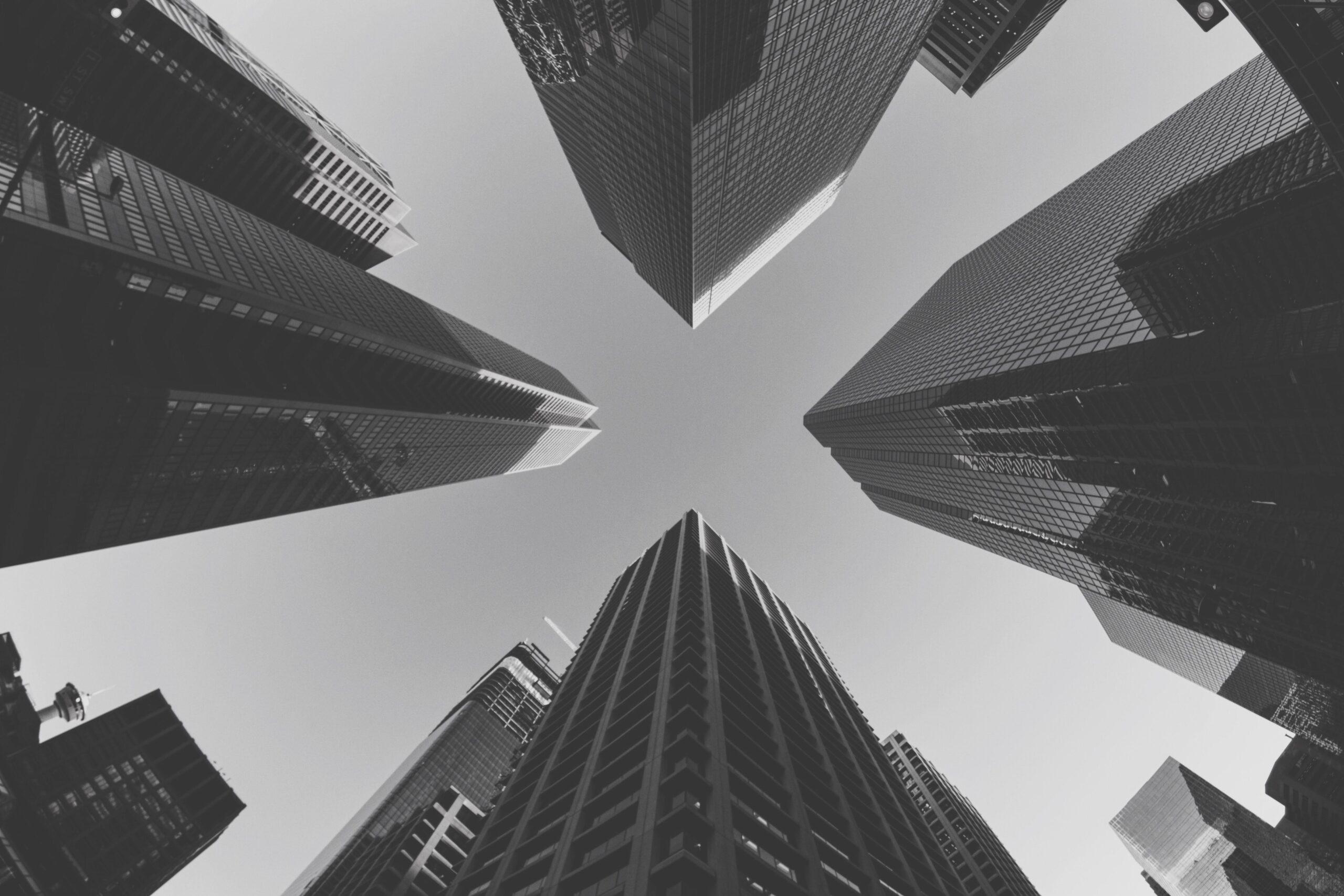 Buildings_B&W