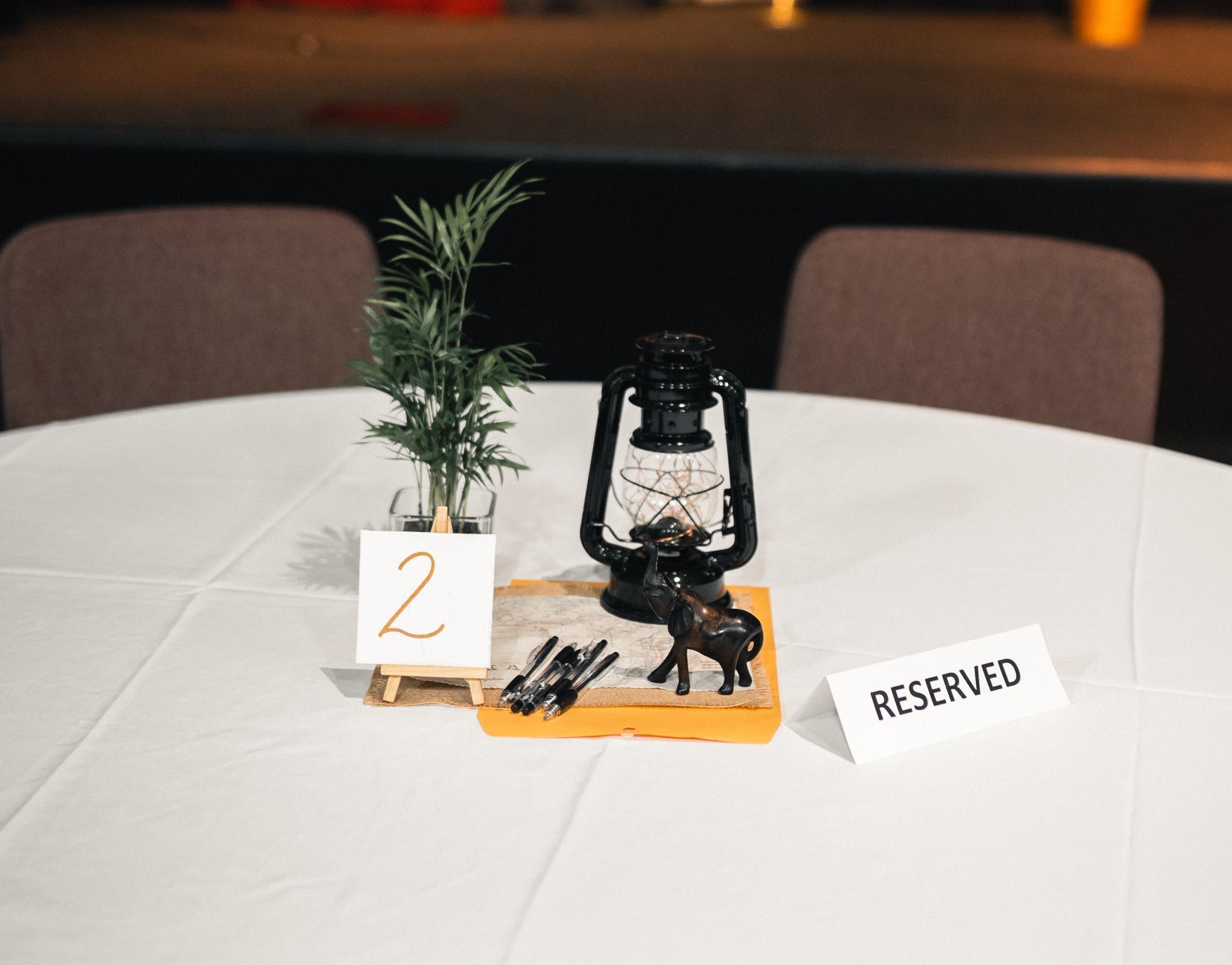 Banquet 2020 Update