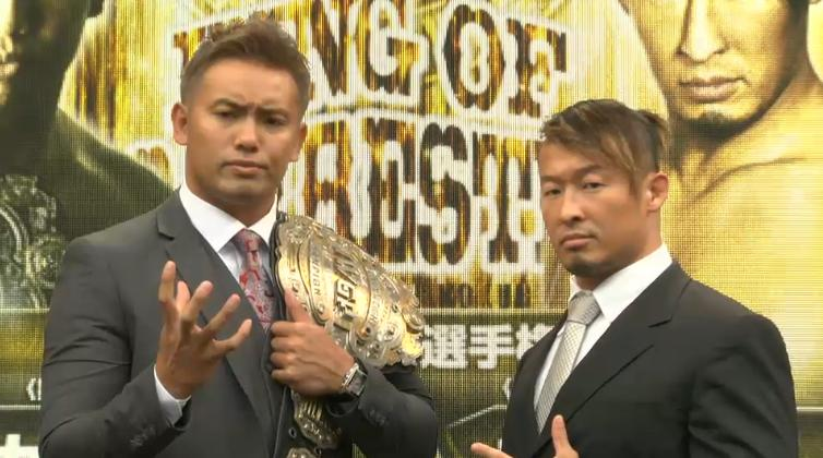 "NJPW ""KING OF PRO WRESTLING"" Results & Review"