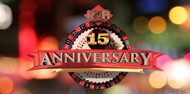 Jordan's ROH 15th Anniversary Review